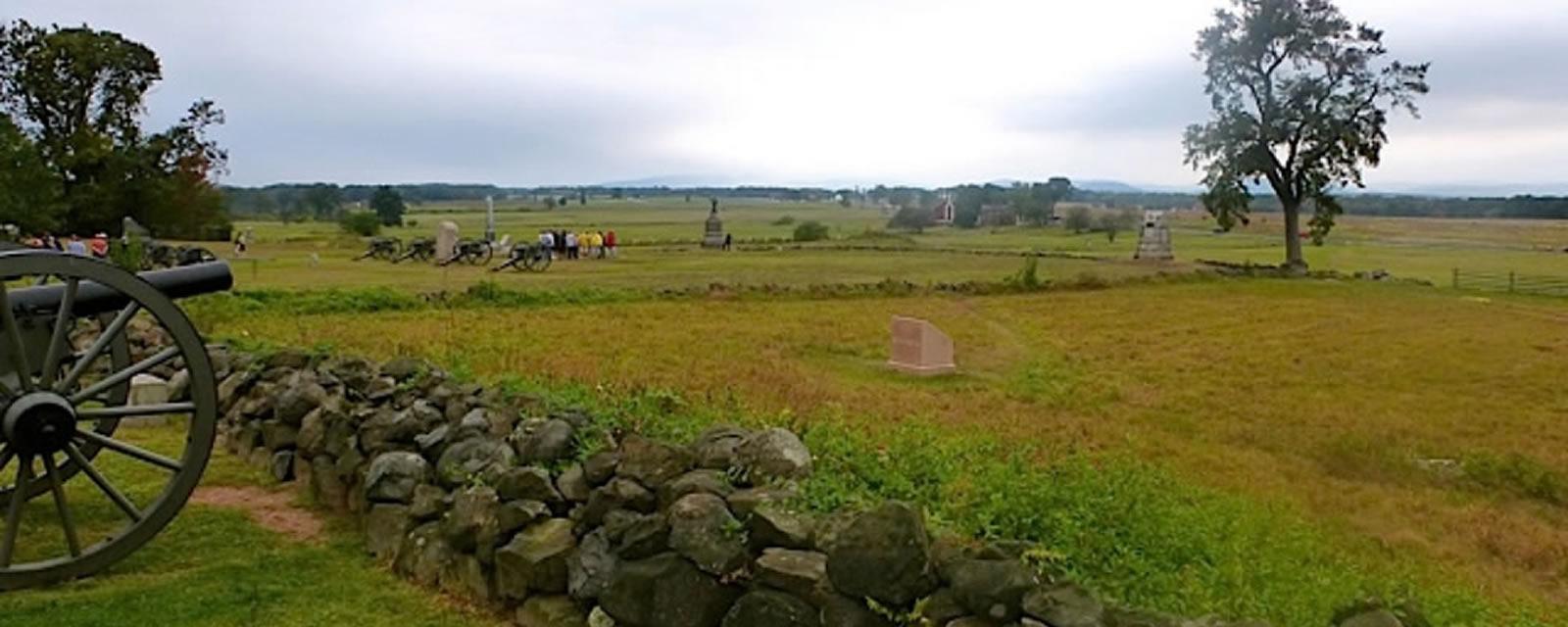 Society members Travel to Gettysburg
