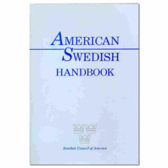 American–Swedish Handbook, 13th ed.