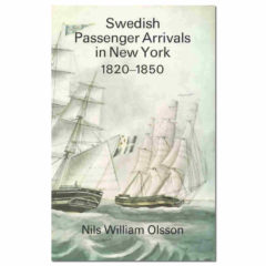 Swedish Passenger Arrivals New York