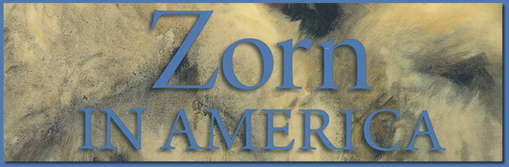 Zorn In America – Book Report