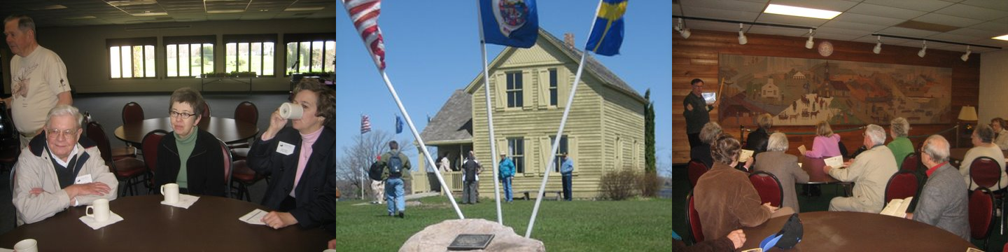Members Visit 'Moberg Country' in Minnesota